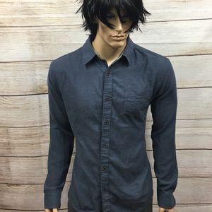 Men's Marmot Outdoor Brand Button Front Shirt XL